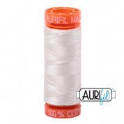 Aurifil 50 Cotton Thread - 2311 (Muslin)